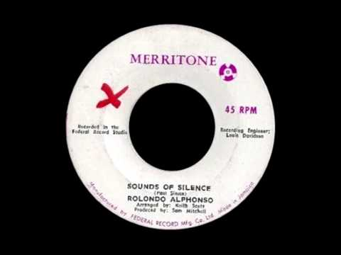 Rolando Alphonso - Sounds Of Silence (Simon & Garfunkel Cover)