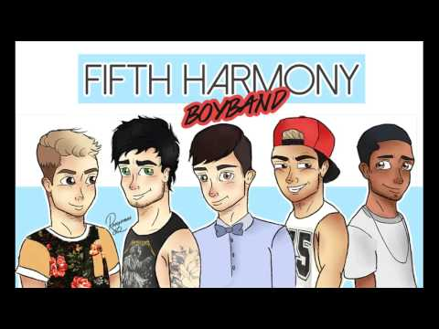 Fifth Harmony - Red (Taylor Swift Cover) [Male Version]