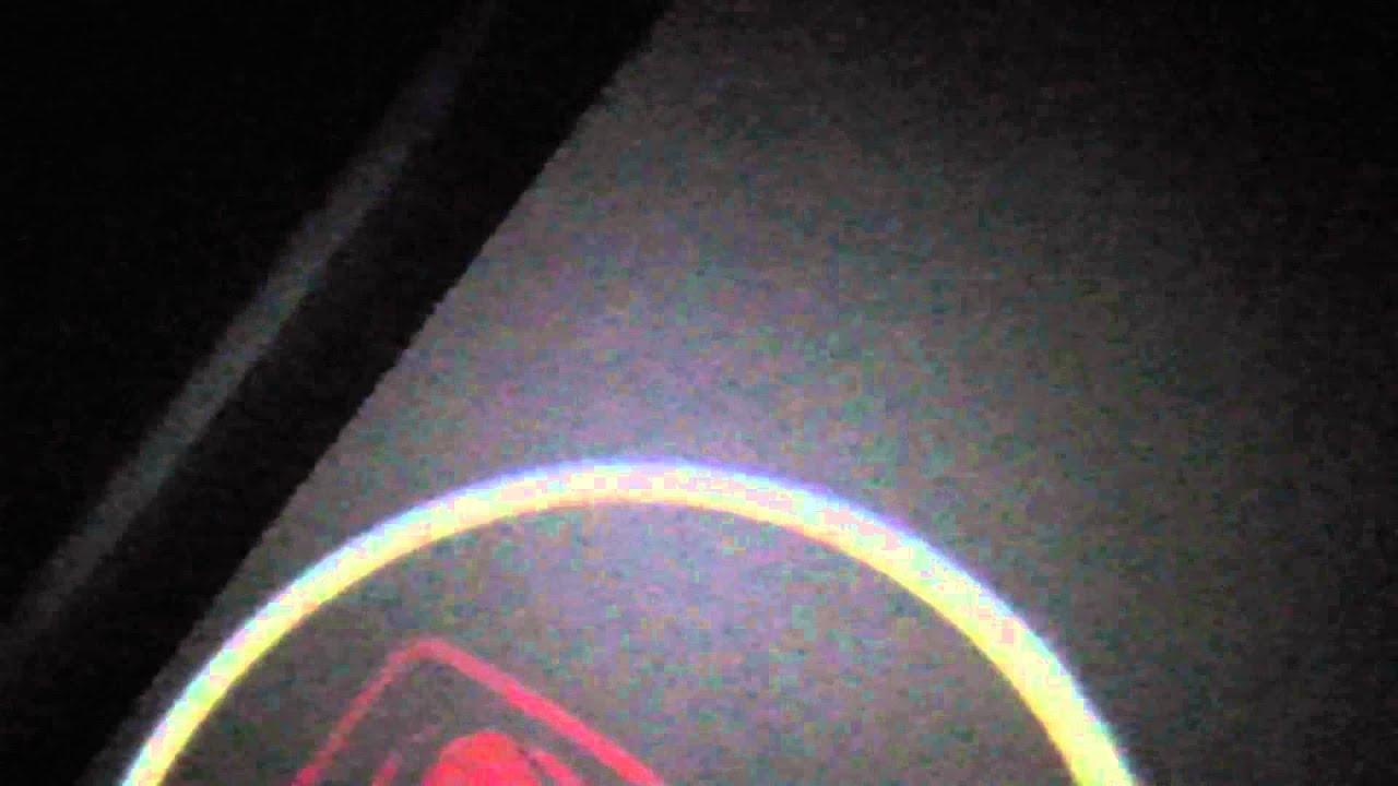 2011 Dodge Challenger SE Ghost Shadow Laser Projectors & 2011 Dodge Challenger SE Ghost Shadow Laser Projectors - YouTube