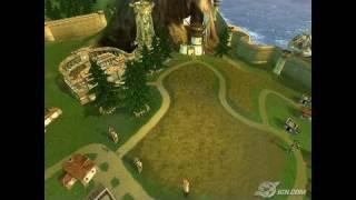 Black & White 2 PC Games Gameplay - Water Miracle