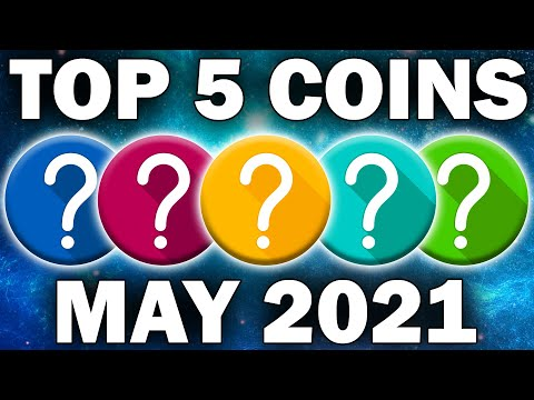 TOP 5 ALTCOINS For HUGE GAINS In May (Crypto Gems 2021)