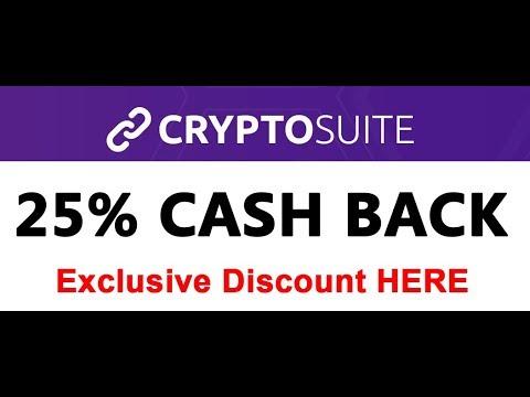 CryptoSuite Demo & Unboxing [25% Cashback Discount]