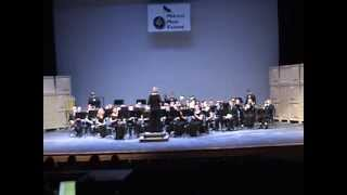 "Illiana Wind Ensemble - Midwest Band Festival Performance - ""Of Sailors and Whales"""