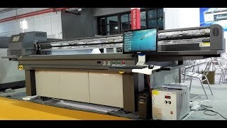 Max Print UVB - FLATBED - LED - DX5