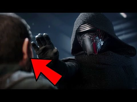 Did Star Wars Battlefront 2 Just Reveal Who Rey's Parents Are?