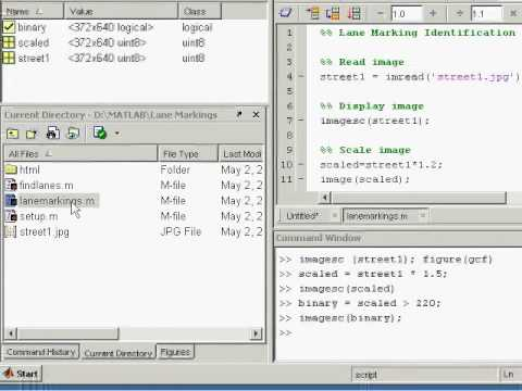 MATLAB Tutorial   06 Developing Algorithms