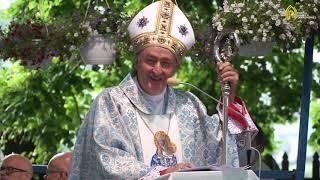bp Jeż - EUCHARYSTIA I POBOŻNOŚĆ MARYJNA TO DWA WIELKIE SKARBY KOŚCIOŁA [16.07.2020]