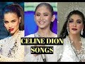Filipino Singers Attempting CELINE DION Songs mp3