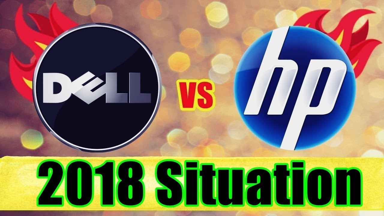 customer service dell vs hp