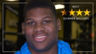 Get to know 4-star Alabama recruit Quinnen Williams