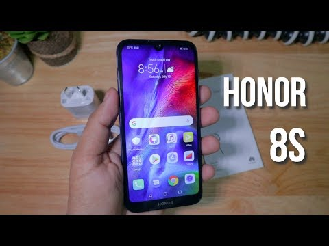 Honor 8s Unboxing, Specs And Features Rundown