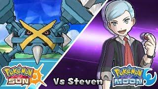 Repeat youtube video Pokémon Champion Title Challenge 15: Champion Steven (Game Edited)