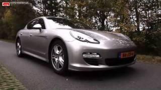 Porsche Panamera S review