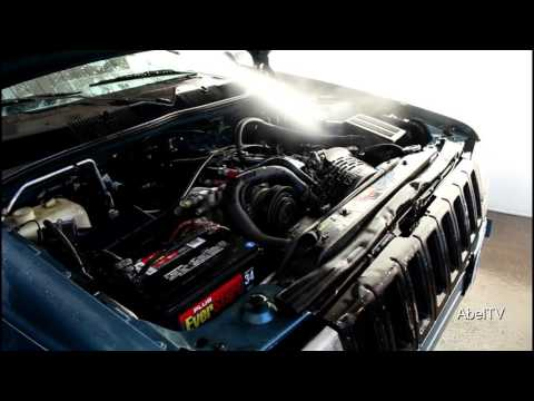 How to clean engine bay ( jeep)
