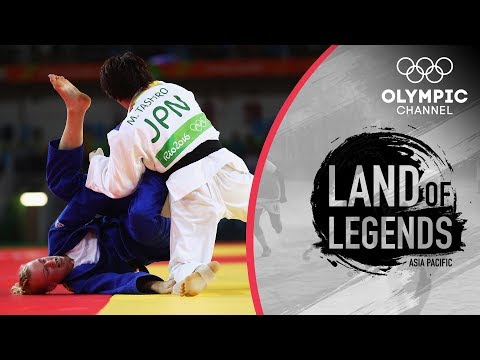 How Japan maintains itself as the leader in Judo  | Land of Legends
