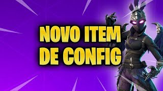 ORGANIZE EVERYTHING FASTER WITH THIS NEW CONFIG ITEM-Fortnite [PATCH V 5.30]