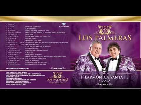Los Palmeras - Sinfonico - 45 Años - CD COMPLETO