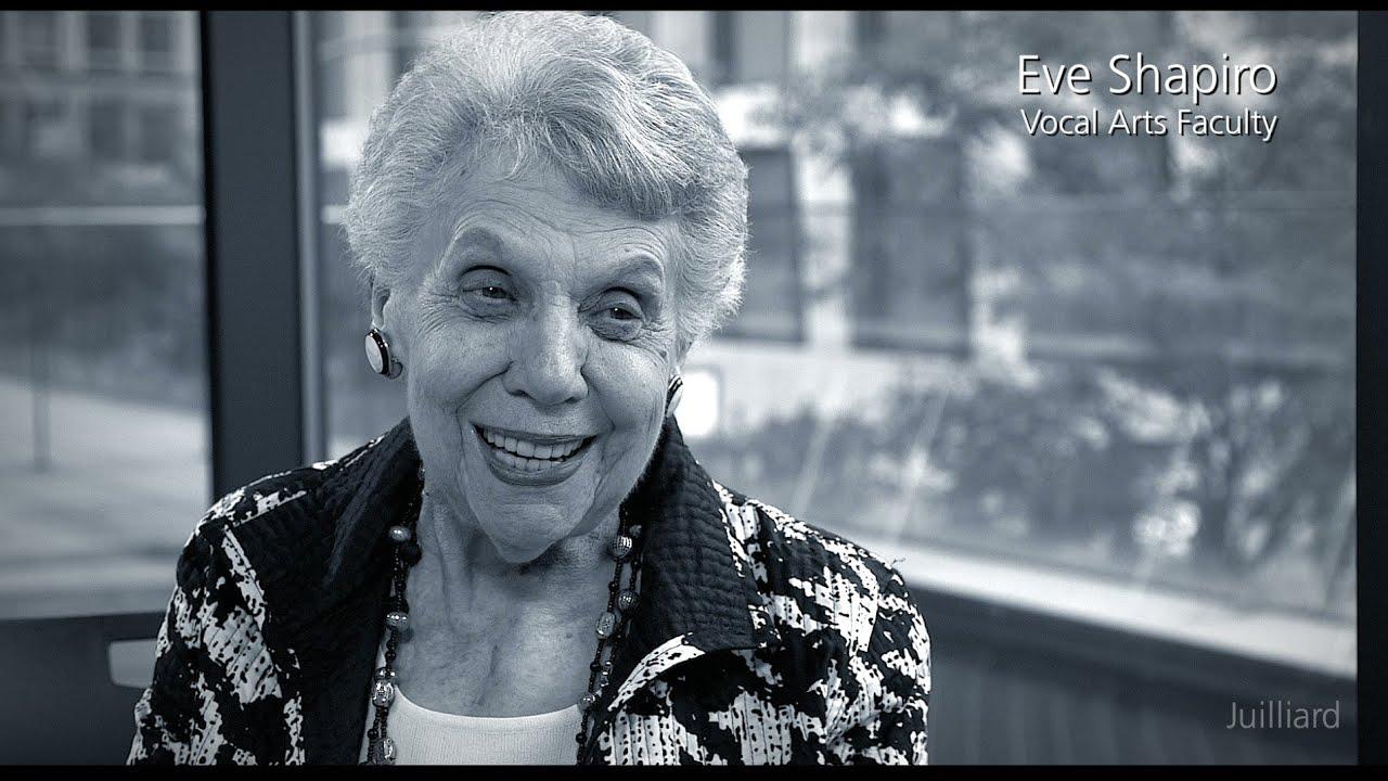 Juilliard Snapshot: Eve Shapiro