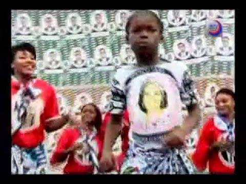 Celebran en Guinea Ecuatorial triunfo electoral de Obiang Nguema Mbasogo