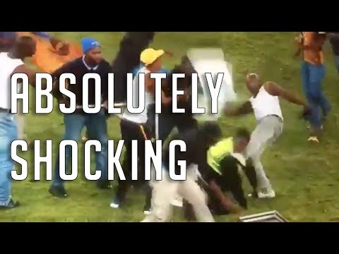 The Kaizer Chiefs Incident | South Africa