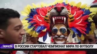 В Киеве проходит акция с призывом бойкотировать чемпионат в России  / Новости