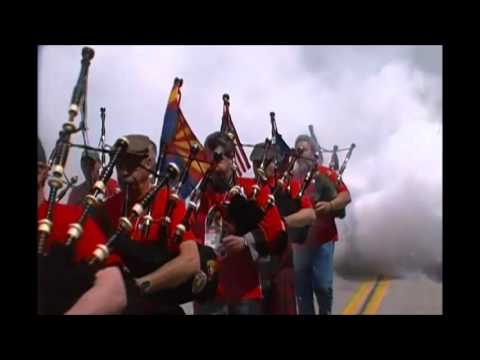FDIC 2016 Pipes and Drums