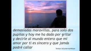 CANCIONES Y LETRAS ALBUM SIGO ESPERANDOTE MARCOS VIDAL 2013