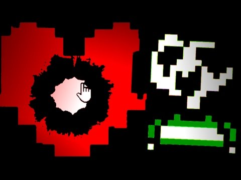 "Too Much Clicking X_X ""Clickertale 2"" Undertale Fangame"