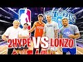 2HYPE vs. Lonzo Ball - Who's the BEST SH00TER? *Half-Court Buzzer*