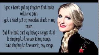 Meghan Trainor - The Best Part (Interlude) |Lyrics|