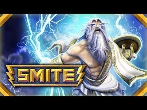 видео: smite гайд о боге Зевс