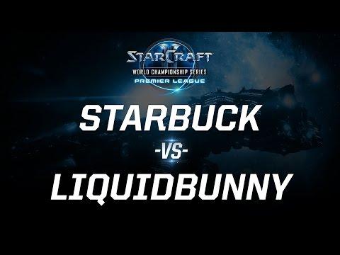 StarCraft 2 - Starbuck vs. LiquidBunny (ZvT) - WCS Season 3 Challenger EU - Match 8