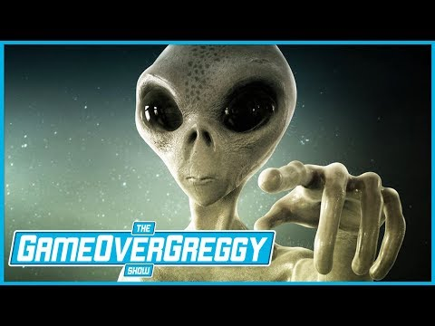Is The Government Lying About Aliens?- The GameOverGreggy Show Ep. 205 (Pt. 1)