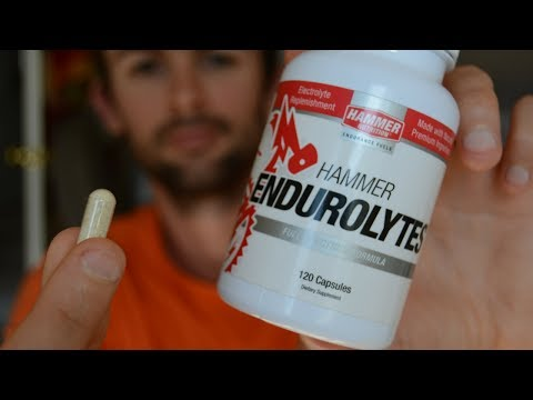Electrolytes for Runners and Triathletes | Hammer Nutrition Endurolytes/Fizz