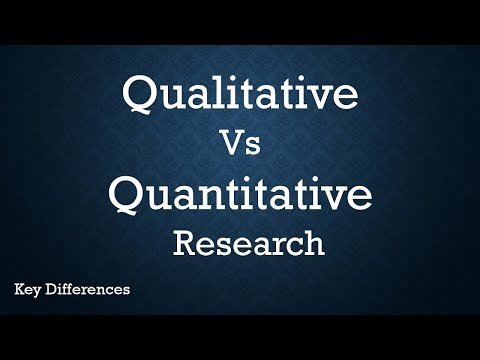 Qualitative Vs Quantitative Research: Difference Between Them With Examples & Methods