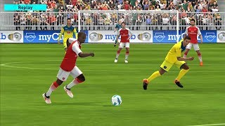 Pes 2018 Pro Evolution Soccer Android Gameplay Campaign #2