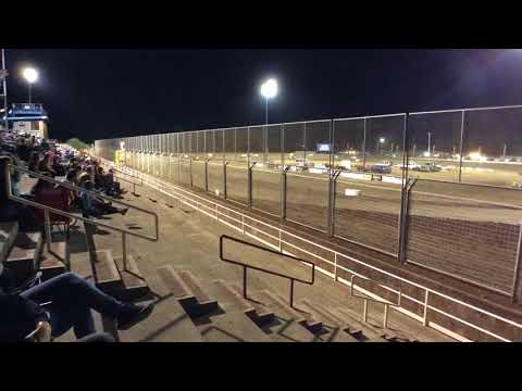SO. Speedway Dwarf cars 9-1-18 Main SODCA