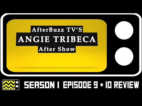 Angie Tribeca Season 1 Episodes 9 & 10 Review & AfterShow | AfterBuzz TV