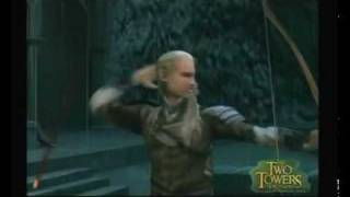 Lord Of The Rings The Two Towers Game Trailer