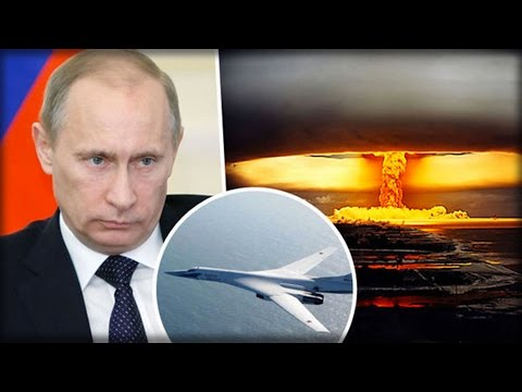 PUTIN WANTS WAR: NATO JETS FROM FOUR COUNTRIES INTERCEPT RUSSIAN NUCLEAR PLANES OFF EUROPE