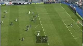 PES 2013: Real Madrid vs. FC Barcelona (PC Gameplay) [HD]