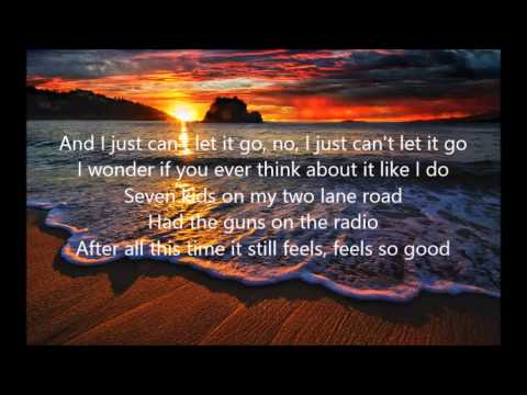 Keith Urban - Wasted Timed - Lyrics