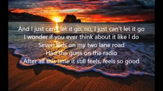 Keith Urban Wasted Timed - Lyrics.mp3