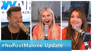 Tanya Gives an Update on #NoPostMalone | On Air with Ryan Seacrest