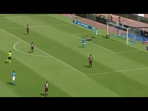 Napoli VS Torino - 2:2 - HIGHLIGHTS - 06.05.2018r.