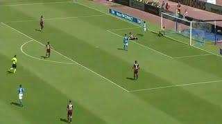 Video Gol Pertandingan Napoli vs Torino FC