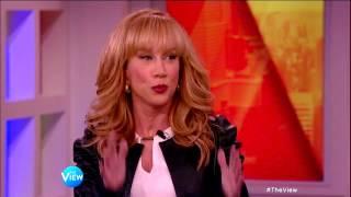 Kathy Griffin on Giuliana Rancic and Leaving 'Fashion Police'