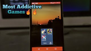 Top 3 Most addictive Games | For Android |
