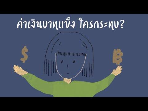 ค่าเงินบาทแข็งค่า | เงินบาทแข็งค่าคืออะไร | เงินบาทแข็งส่งผลกระทบอย่างไร | ค่าเงินแข็ง