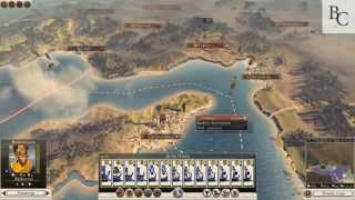 Rome 2 Египет #31 Когда PA вылетает